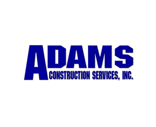 Adams Construction Services Inc