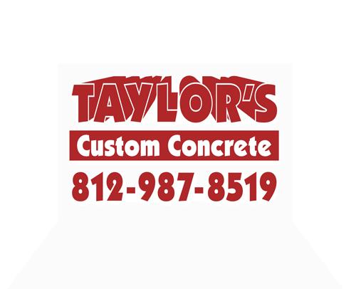 Taylor's Custom Concrete